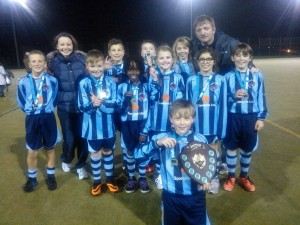 Tameside Tag Rugby Champions 2014